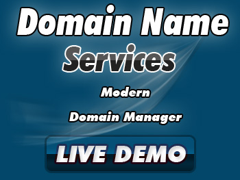 Half-price domain name registrations & transfers